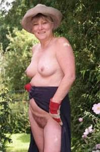 Alt Frauen Nackt
