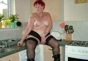 Alte Frauen Nackt