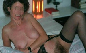 Busty Old Granny
