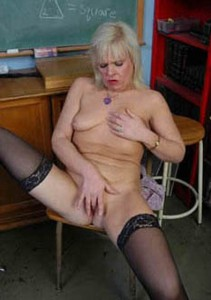 Blond Hairy Pussy Old